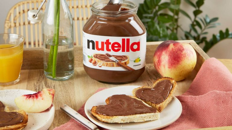 Proud to Love Nutella®